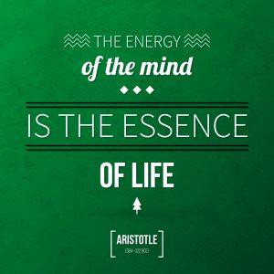 De kracht van gedachten is ongekend